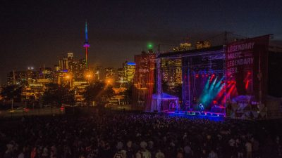 NXNE stage